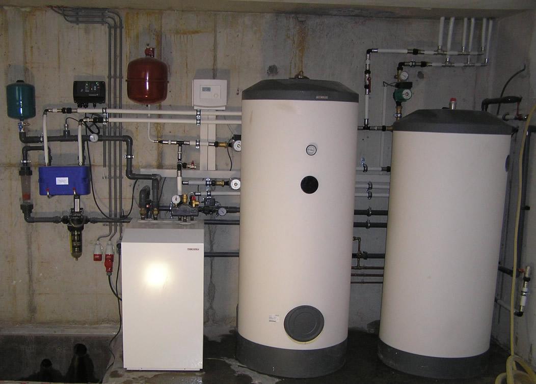 Warmtepomp plaatsen